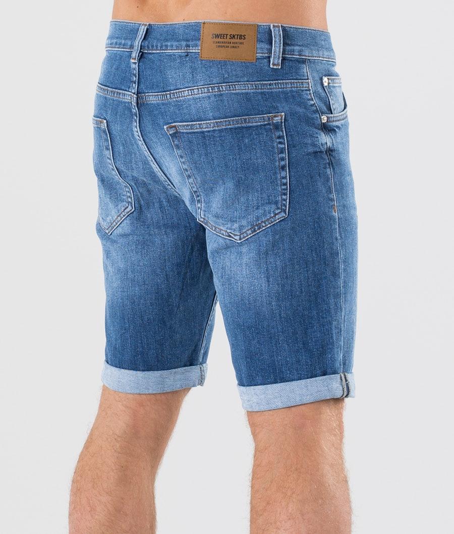 Sweet SKTBS Slim Short Short Malibu Blue