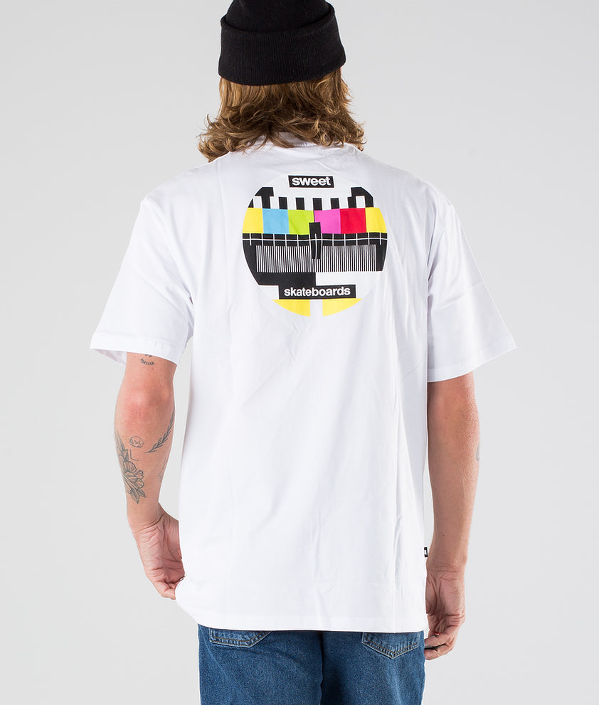 Sweet SKTBS 90S Loose T-shirt STV/White
