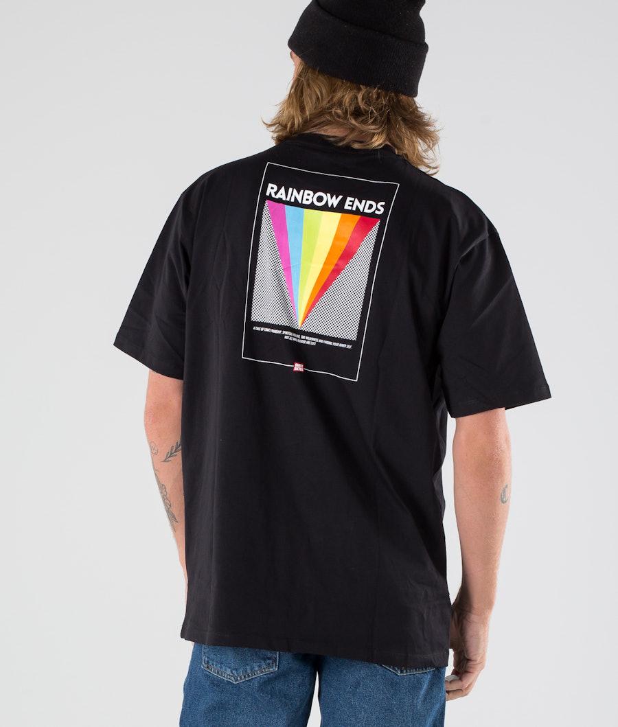 Sweet SKTBS 90S Loose T-shirt Ends/Black
