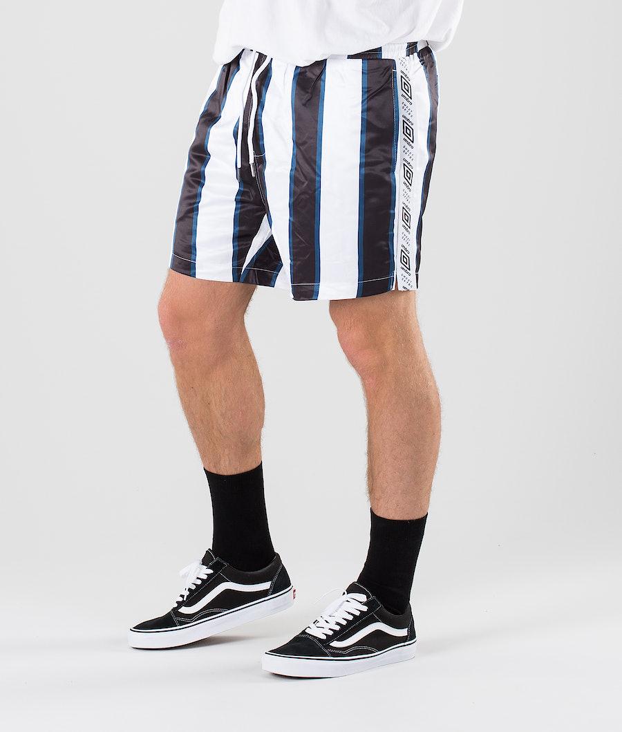 Sweet SKTBS Sweet X Umbro Football Shorts White/Black