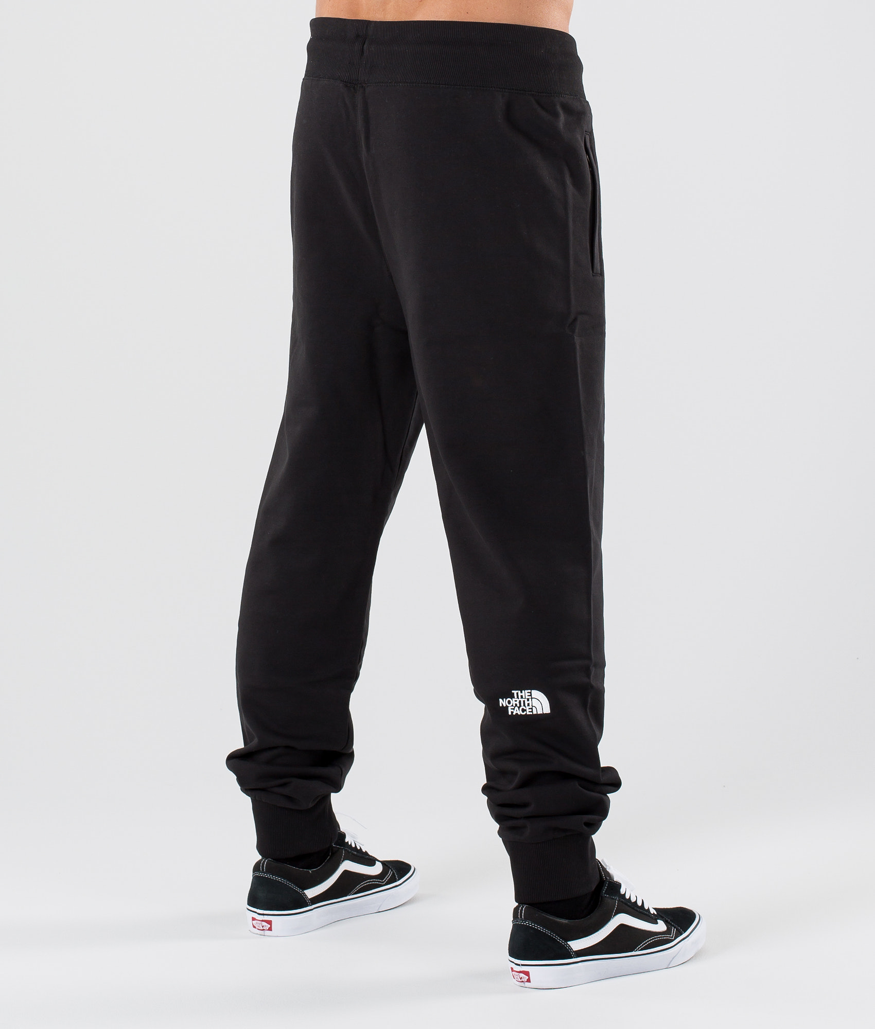 debe50a66 The North Face Nse Light Outdoor Trousers Black/White