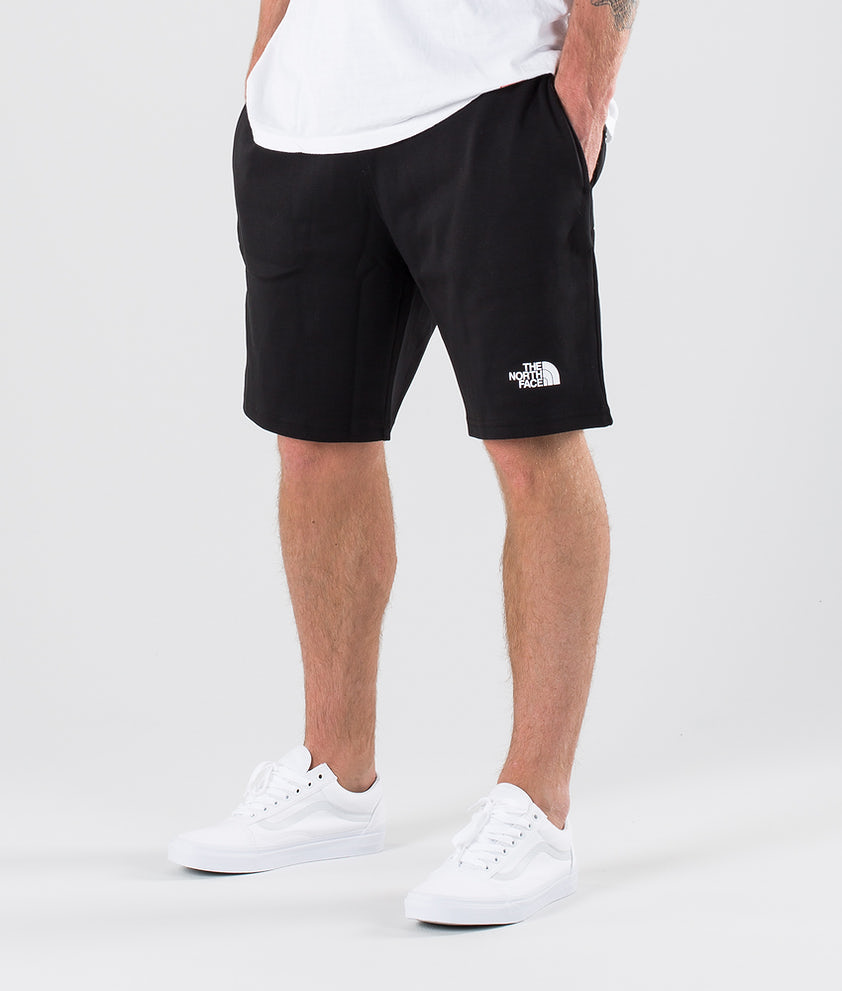 The North Face Graphic Short Ligt Turshorts Black