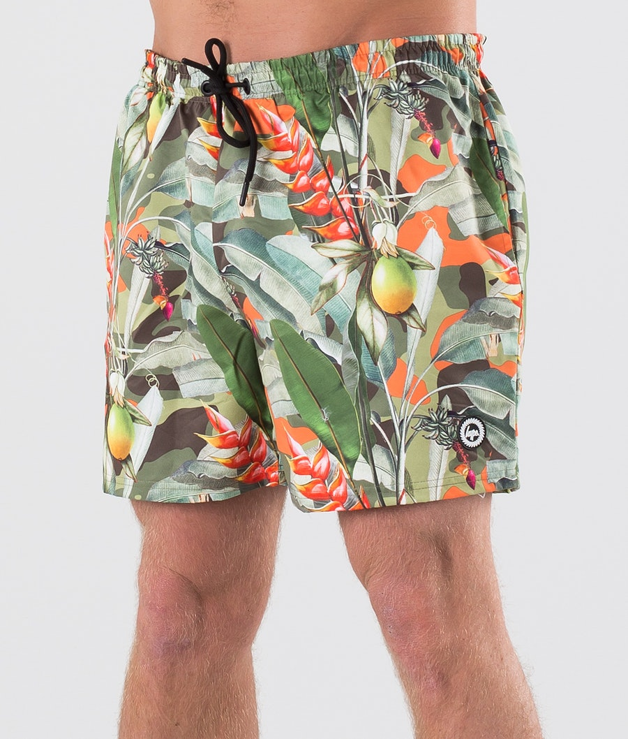 Hype Tropical Camo Maillot de bain Multi
