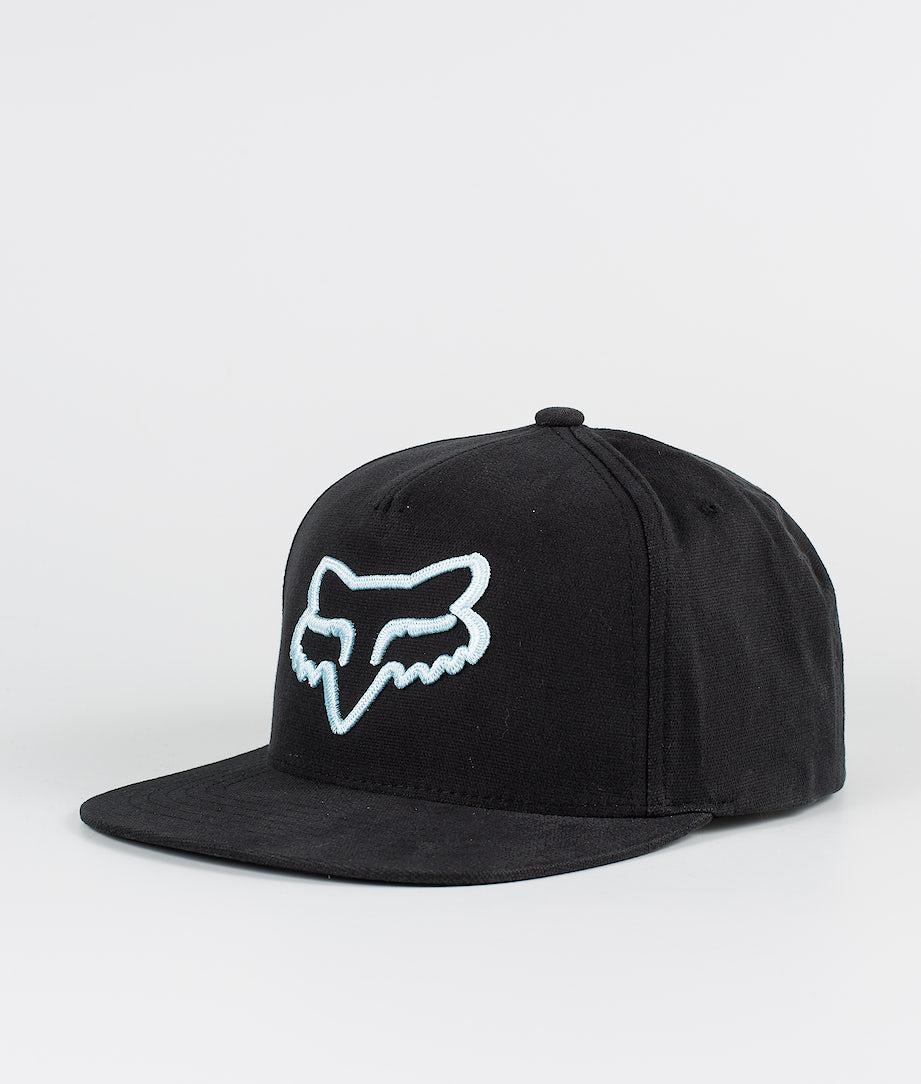 Fox Instill Snapback Cap Black/Blue