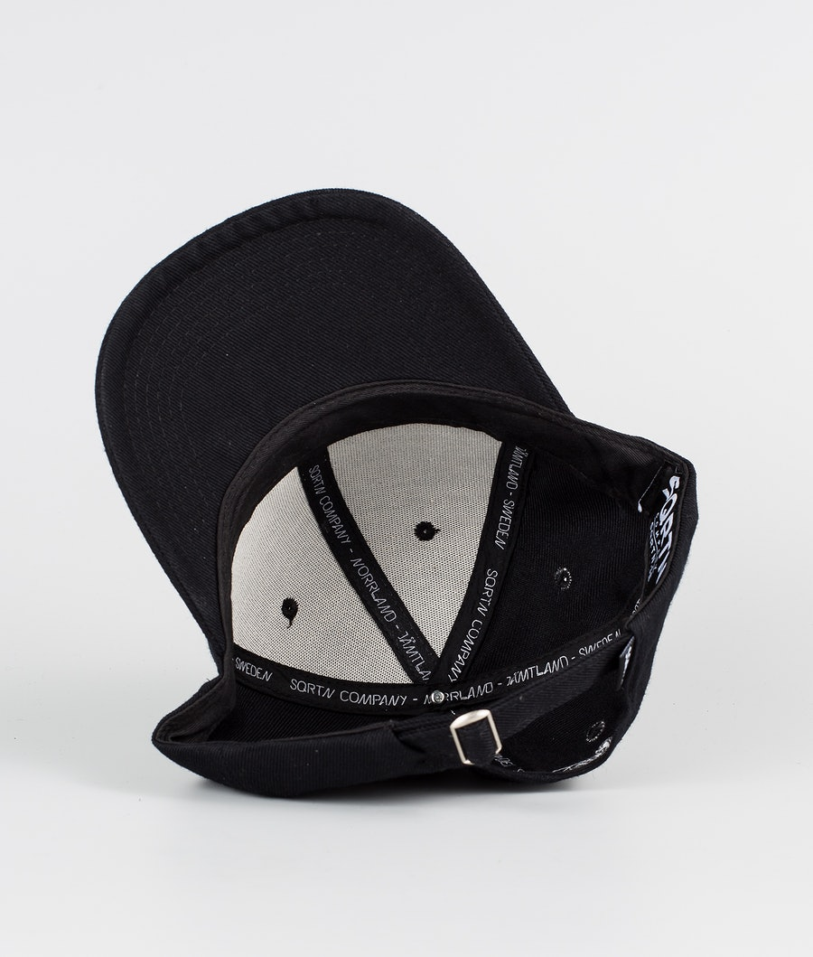 SQRTN Great Norrland Hooked Caps All Black