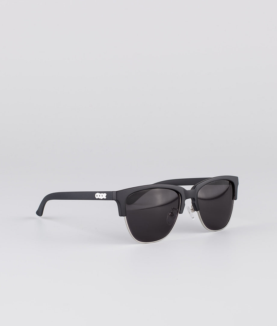 Dope Vacay Lunettes de soleil Matte Black W/Black