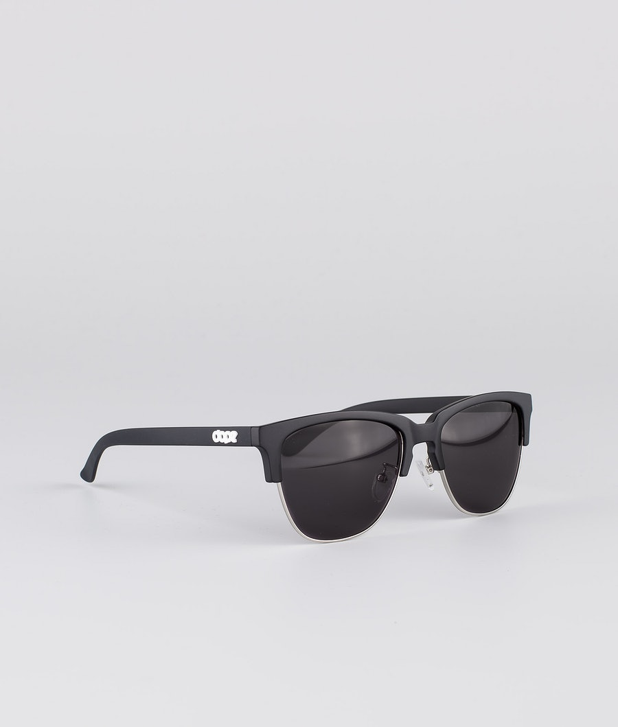Dope Vacay Sunglasses Matte Black W/Black