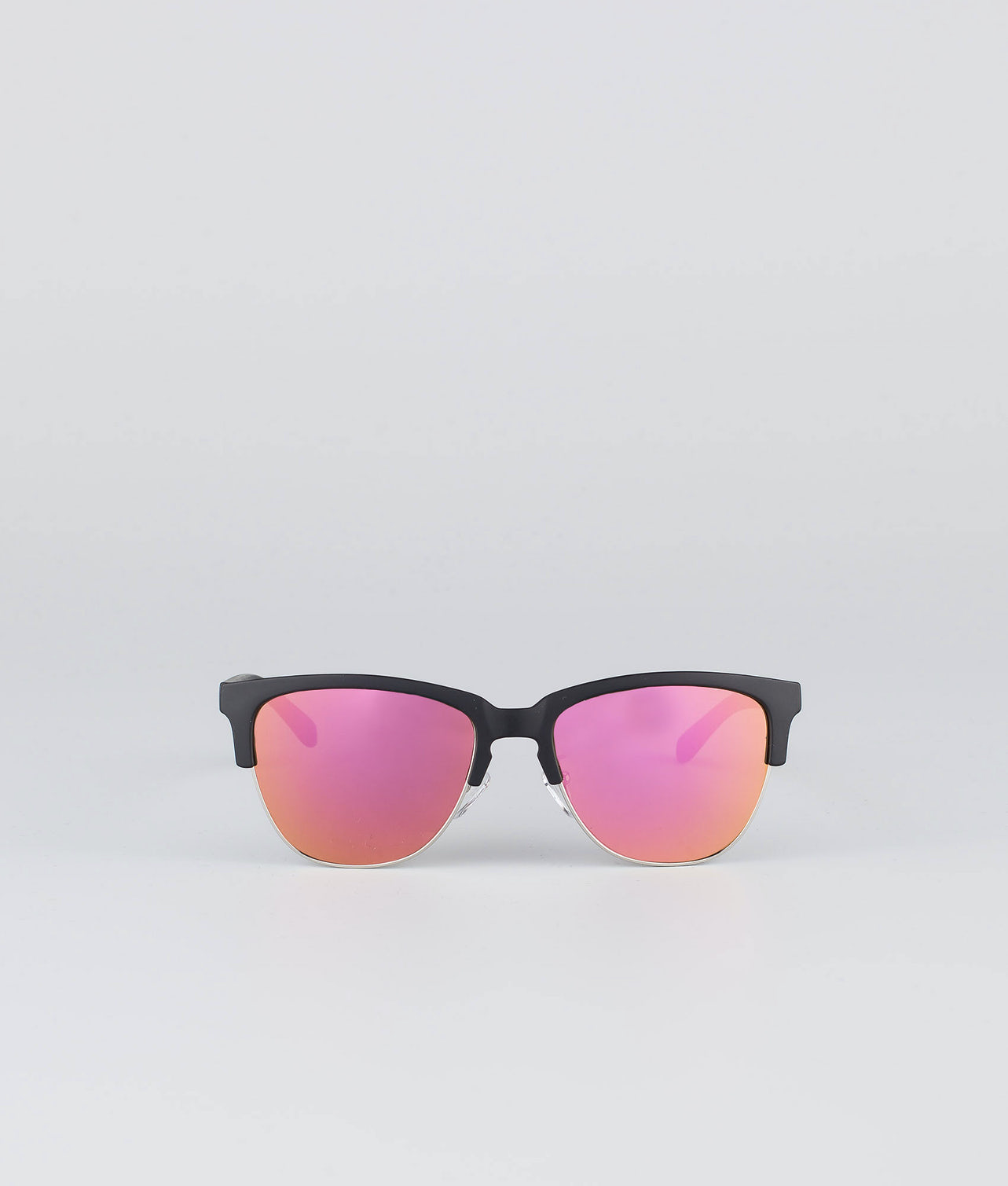Dope Vacay Solbriller Matte Black w/Pink Mirror