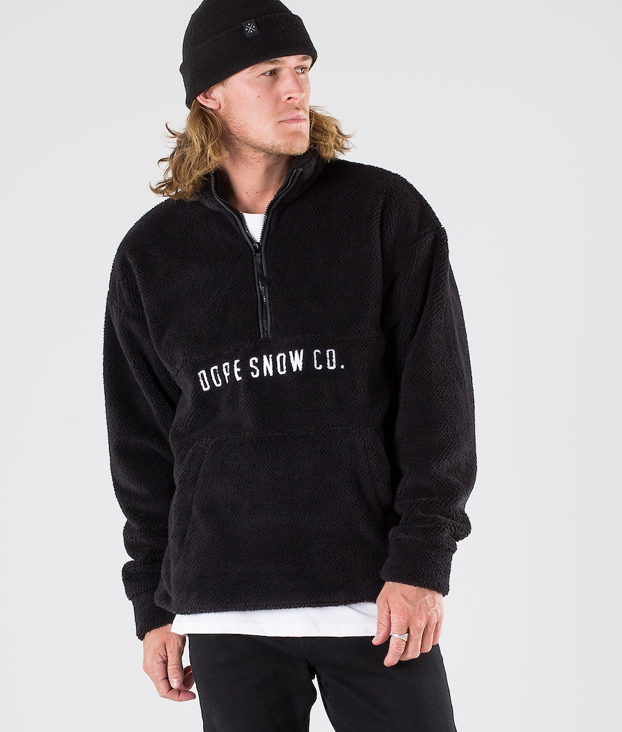 Dope Pile Sweater Black