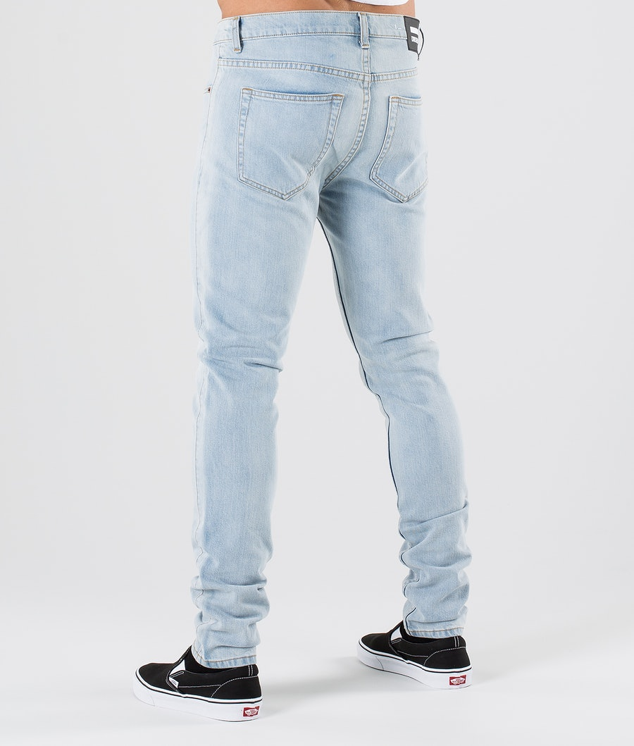 Dr Denim Clark Bukser Late Summer Blue
