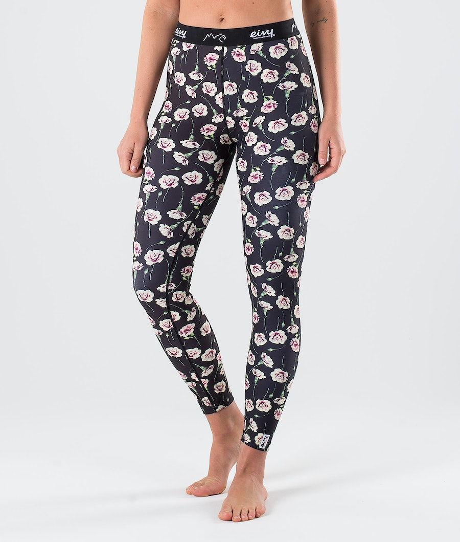 Eivy Icecold Pantaloni Termici Fallen Roses