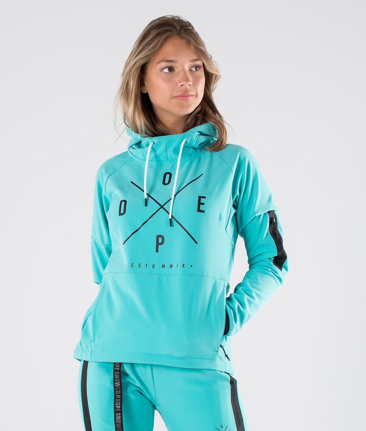 Kjøp Rambler W Turjakke fra Dope på Ridestore.no - Hos oss har du alltid fri frakt, fri retur og 30 dagers åpent kjøp!
