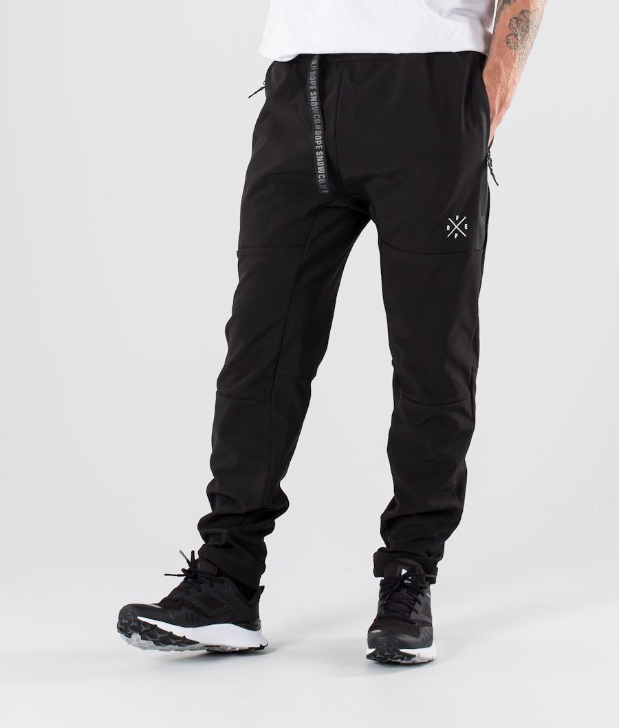 Dope Rambler Pantalon randonnée Black