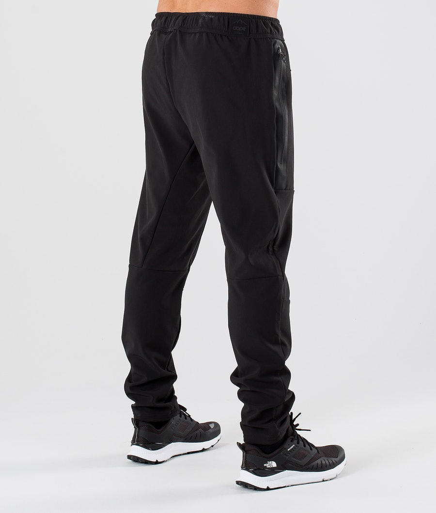 Dope Rambler 19 Outdoor Trousers Black