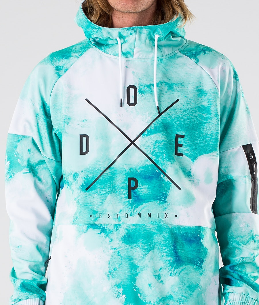 Dope Rambler 19 Outdoor Jacket Water White