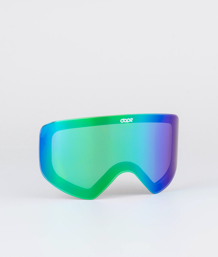 Dope Spare Lens Flush Extralins Snow Green