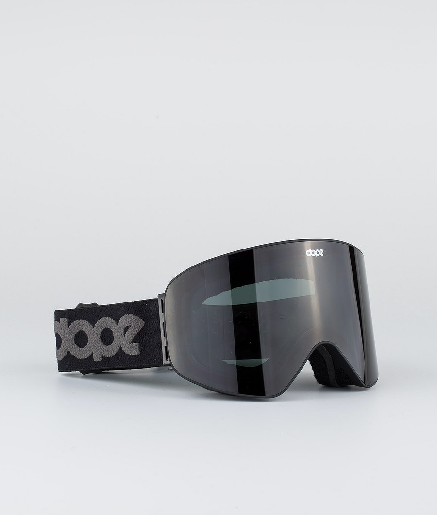 Dope Spare Lens Flush Ekstralinse Snow Black
