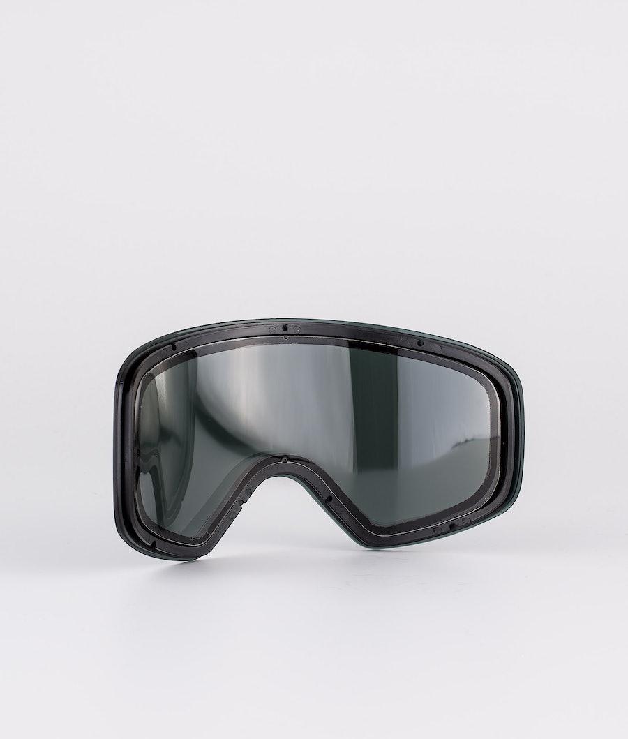 Dope Spare Lens Flush Extra Glas Snow Black