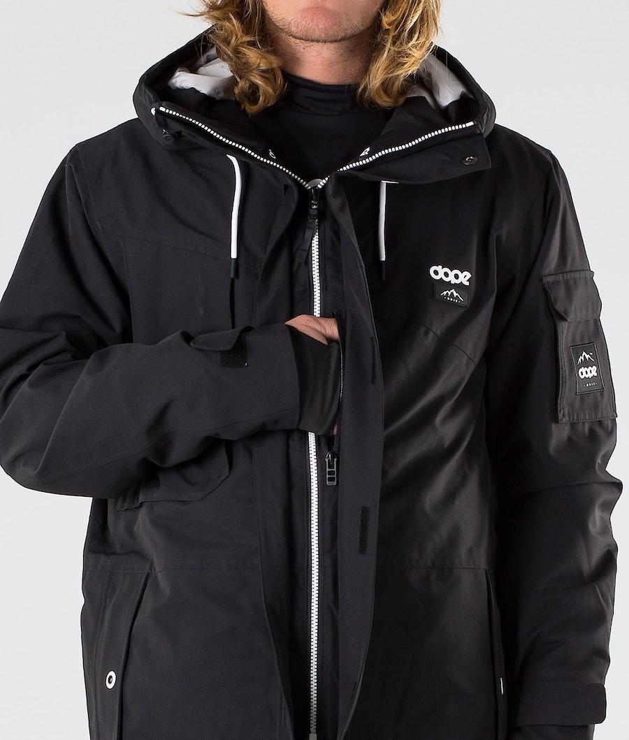 Dope Adept Giacca da snowboard Black