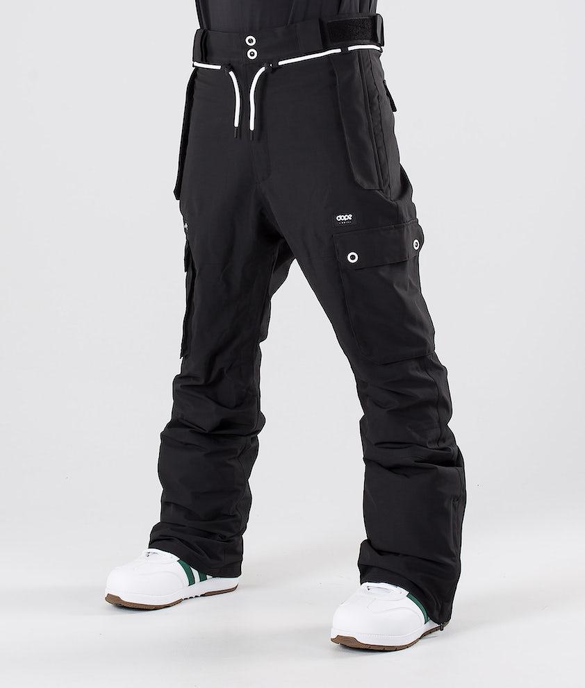 Dope Iconic Snowboardbukse Black