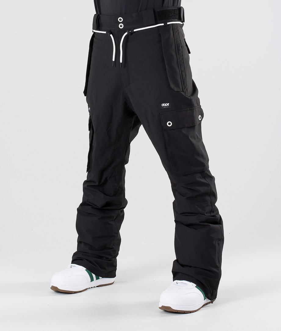 Dope Iconic Snow Pants Black