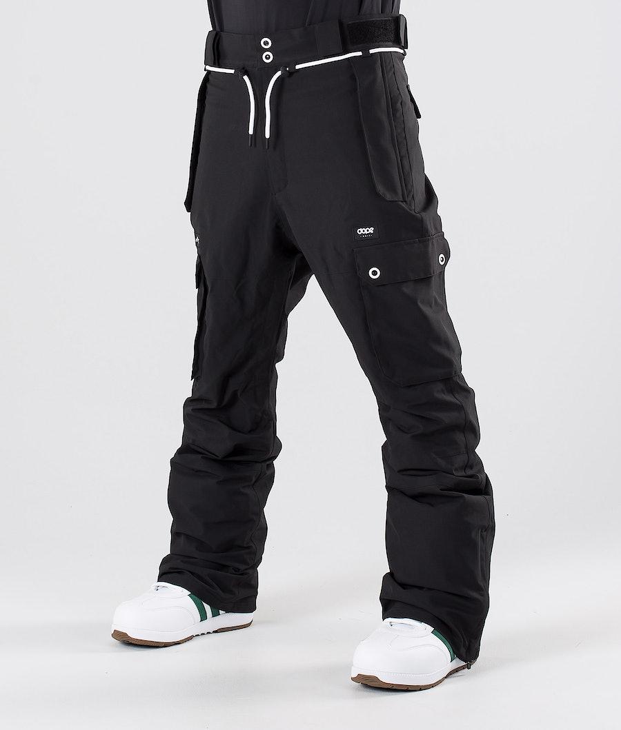 Dope Iconic Pantalon de Snowboard Black