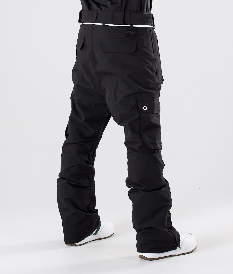 Dope Iconic Snowboard Pants Black