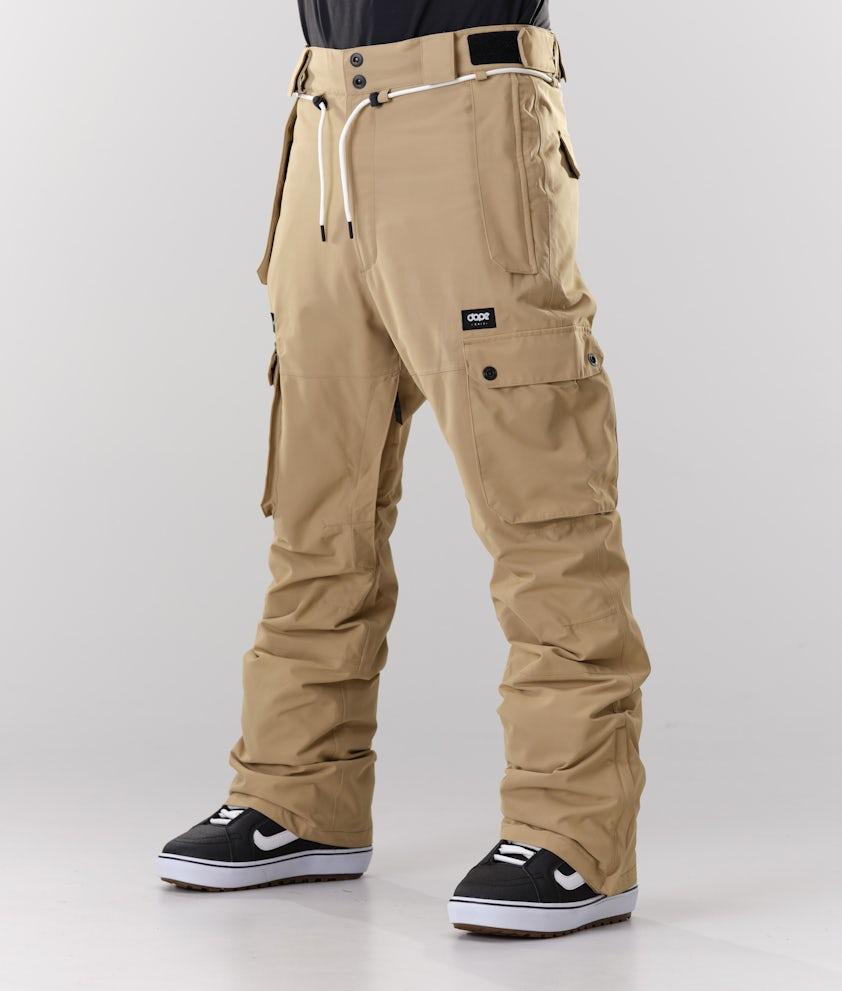 Dope Iconic Pantalon de Snowboard Khaki