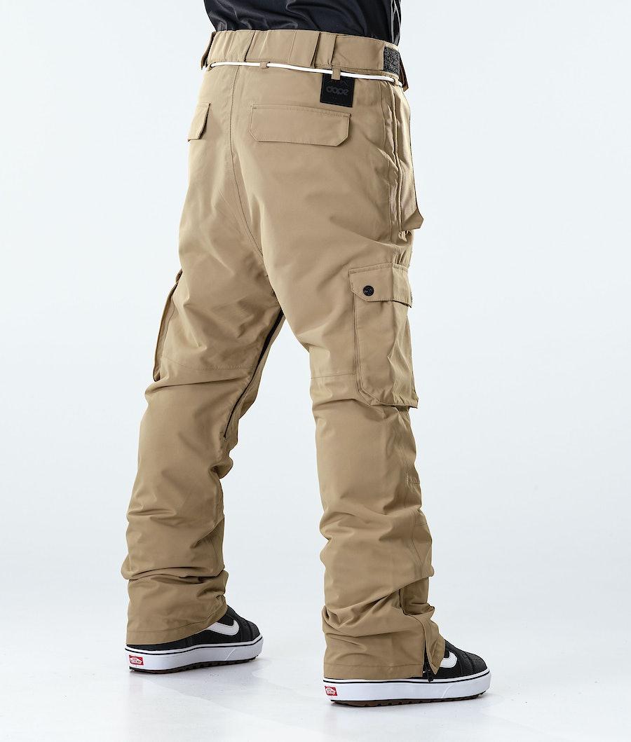 Dope Iconic Snowboardhose Khaki