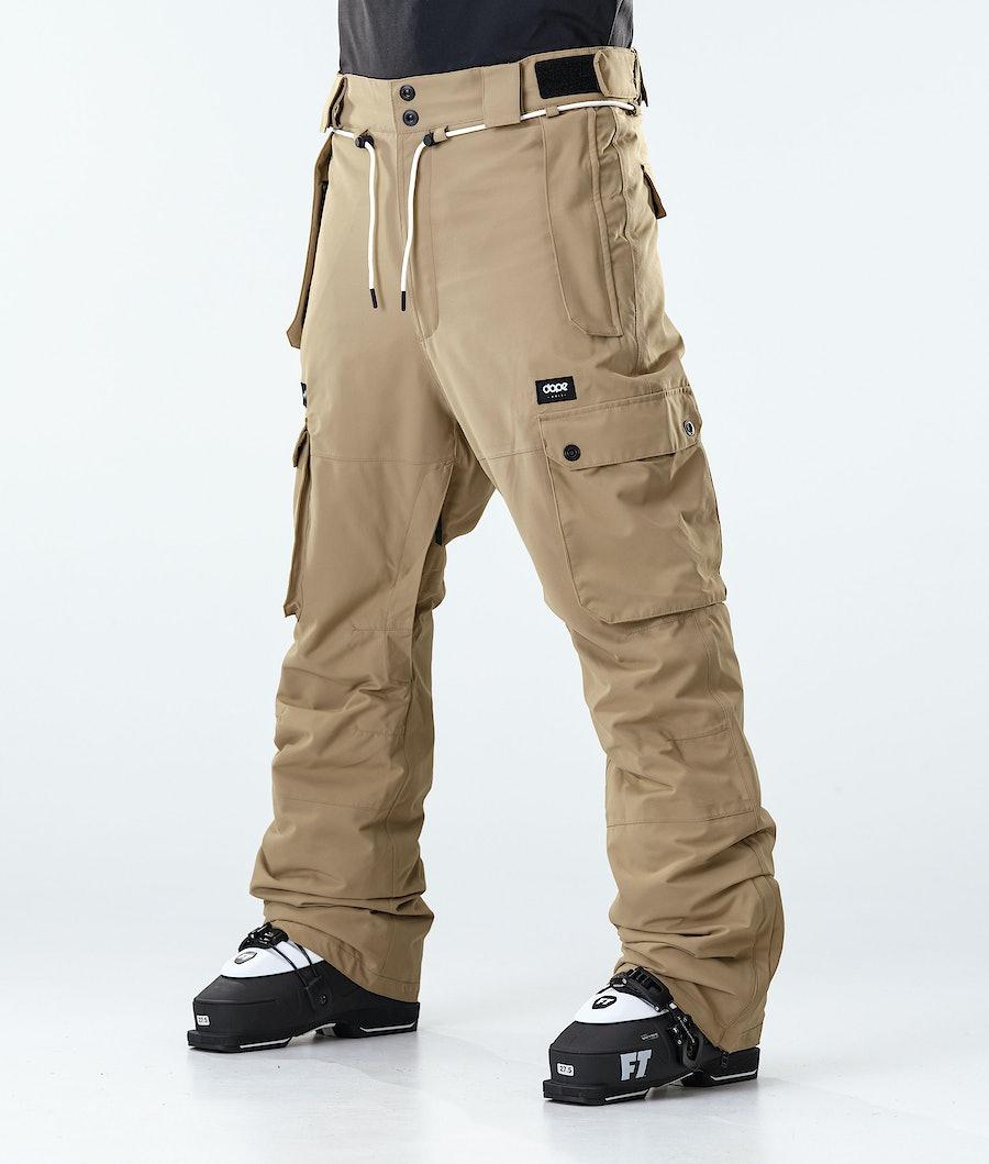 Dope Iconic Lasketteluhousut Khaki