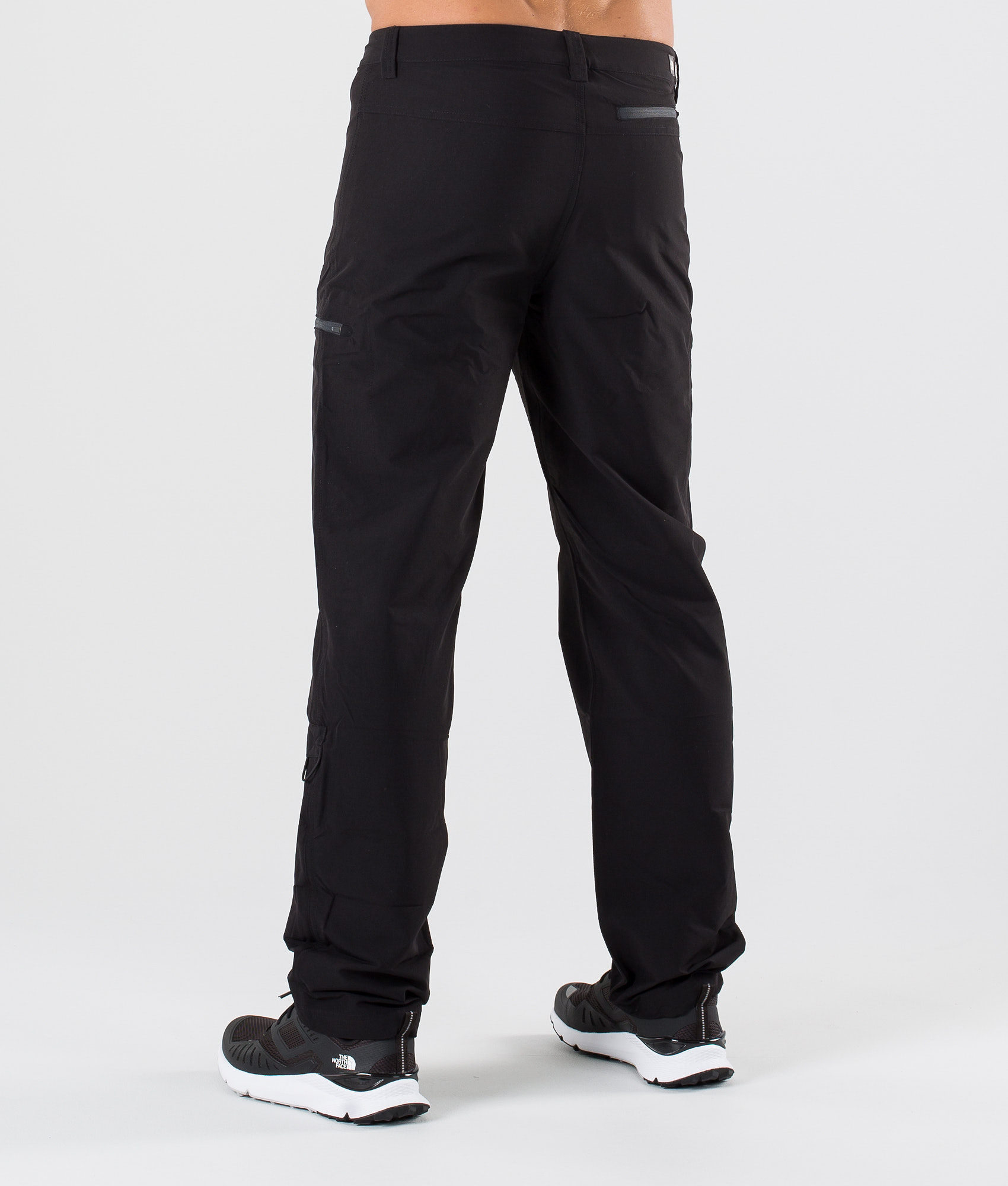 03e5e307 The North Face Exploration Pant Outdoor Trousers Tnf Black ...