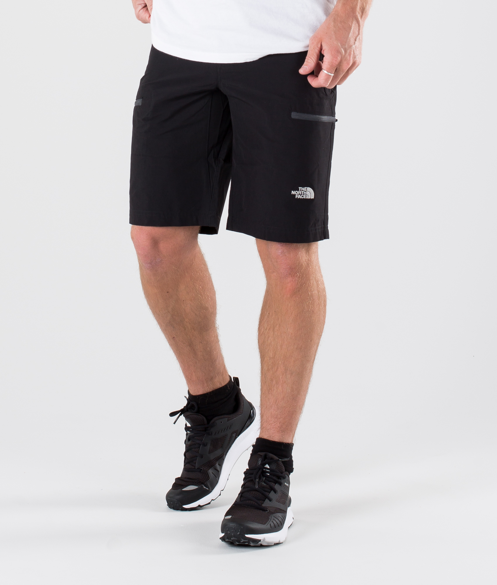 79bf464ec The North Face Exploration Short Outdoor Shorts Tnf Black