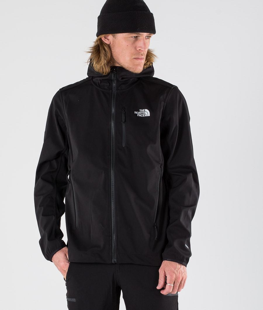 The North Face Tansa Softshell Outdoor Jacka Tnf Black