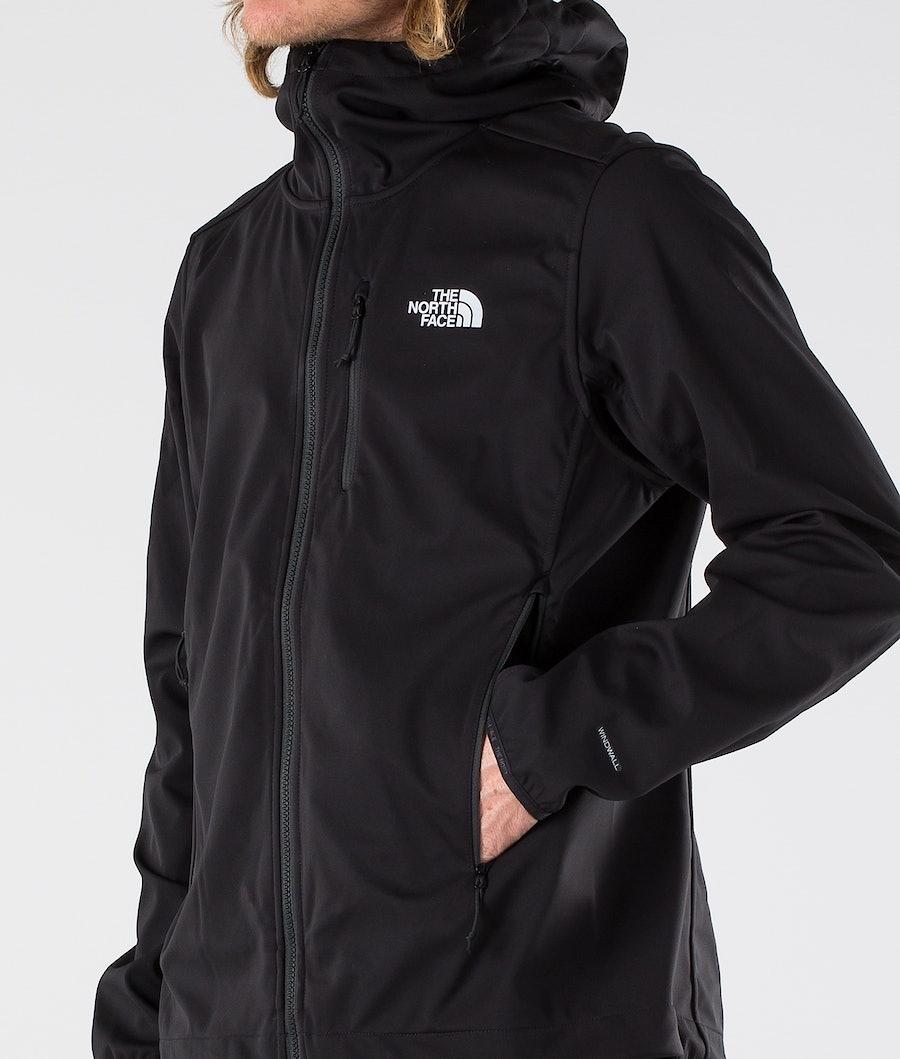 The North Face Tansa Softshell Outdoor Jacka Tnf Black