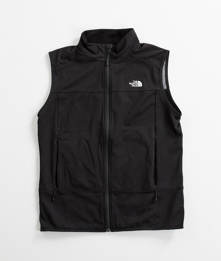 The North Face Hybrid Softshell V Outdoor Jacka Tnf Black/Tnf Black