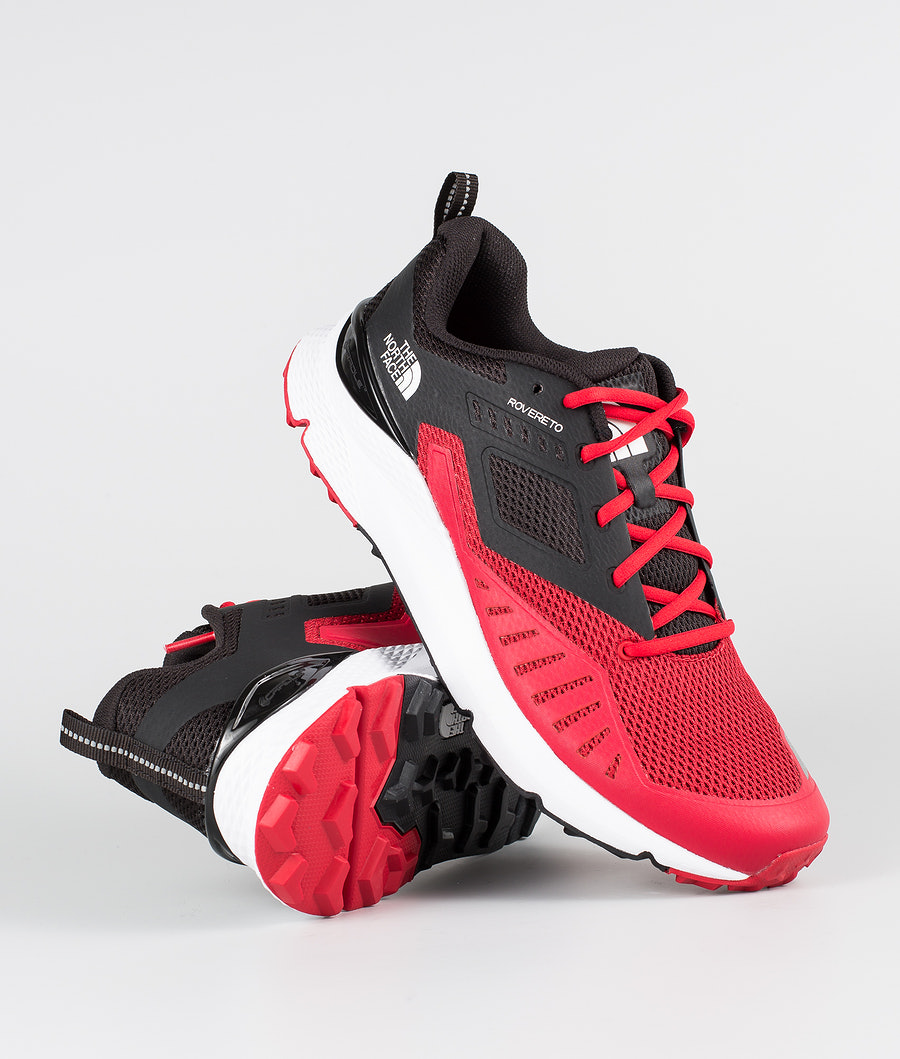 The North Face Rovereto Chaussures randonnée Tnf Red/Tnf Black