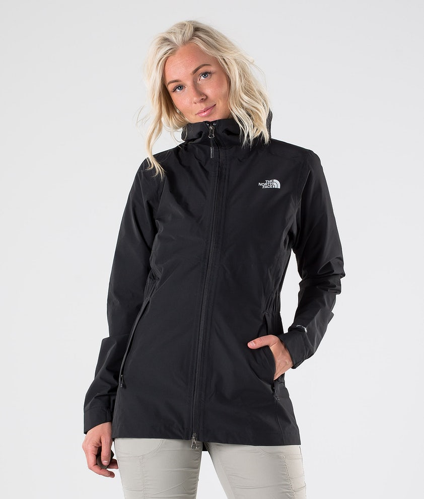 The North Face Hikesteller Parka Shell Outdoor Jacket Tnf Black