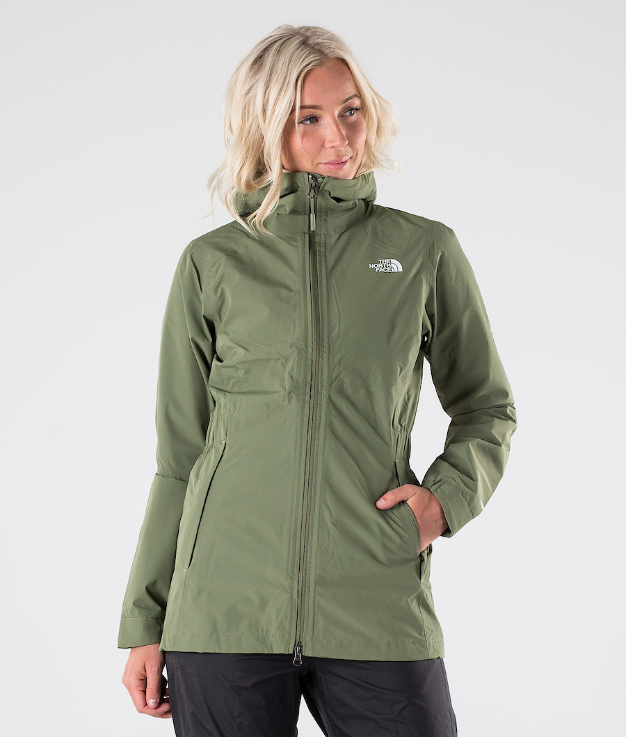 The North Face Hikestllr Pk Sl Jt Outdoor Jacket Four Leaf Clover