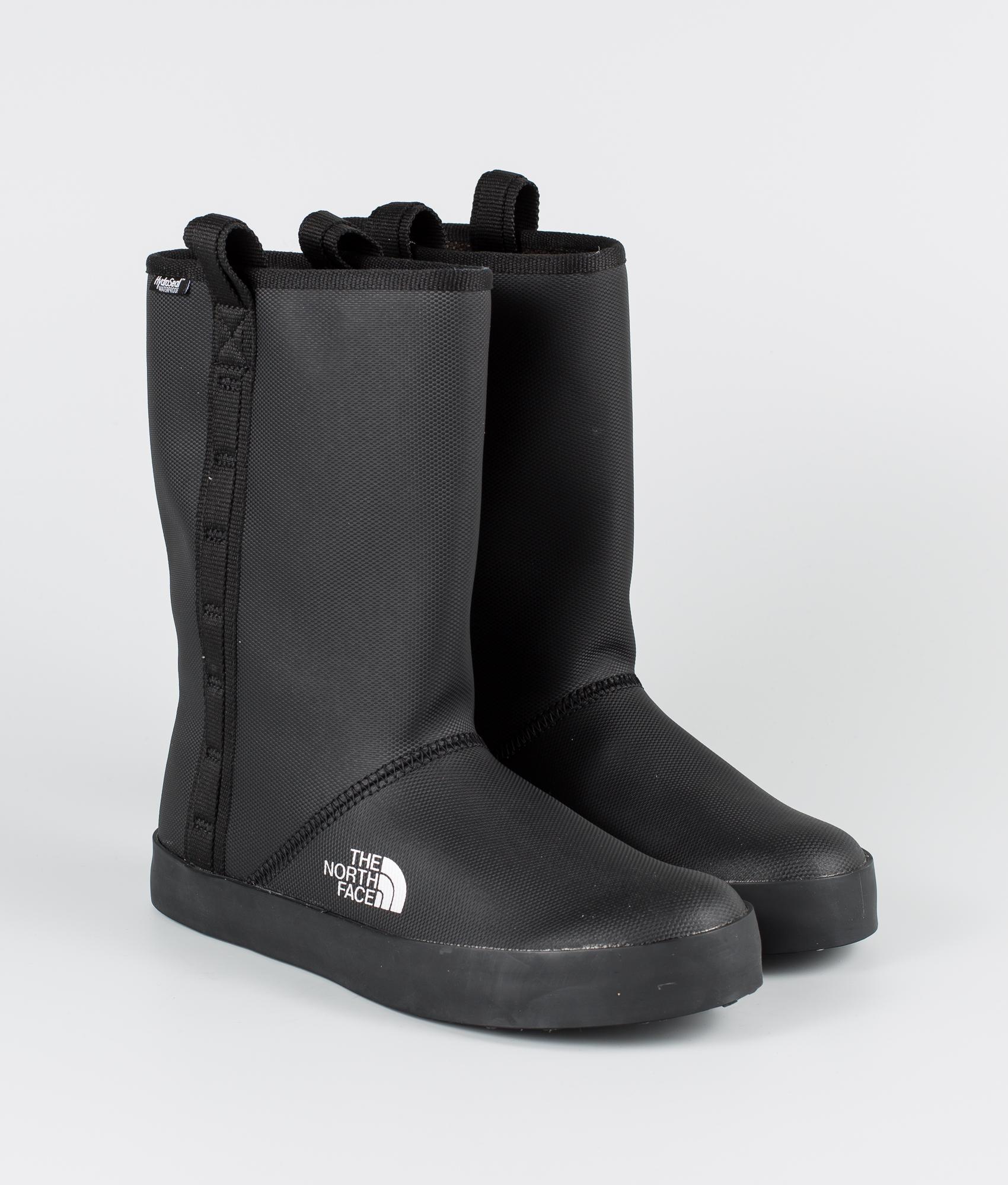 The North Face W Bscmp Rain Bt Shrt Schuhe Tnf BlackTnf Black