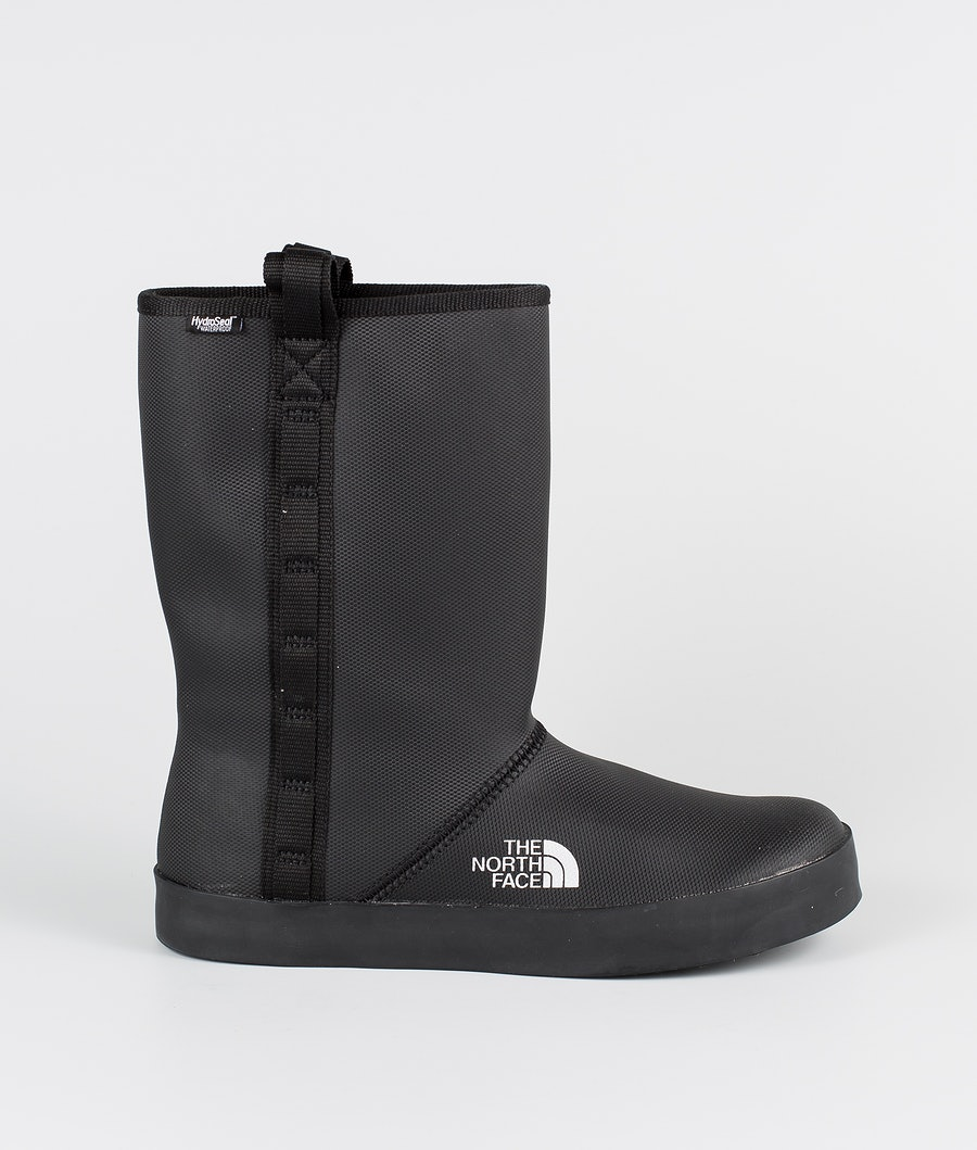 The North Face W Bscmp Rain Bt Shrt Scarpe Donna Tnf Black/Tnf Black