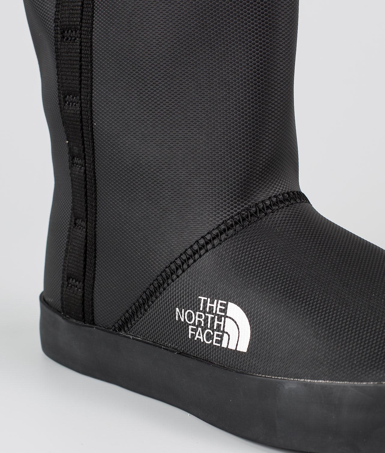 The North Face Bscmp Rain Bt Shrt Outdoor Skor Tnf Black/Tnf Black