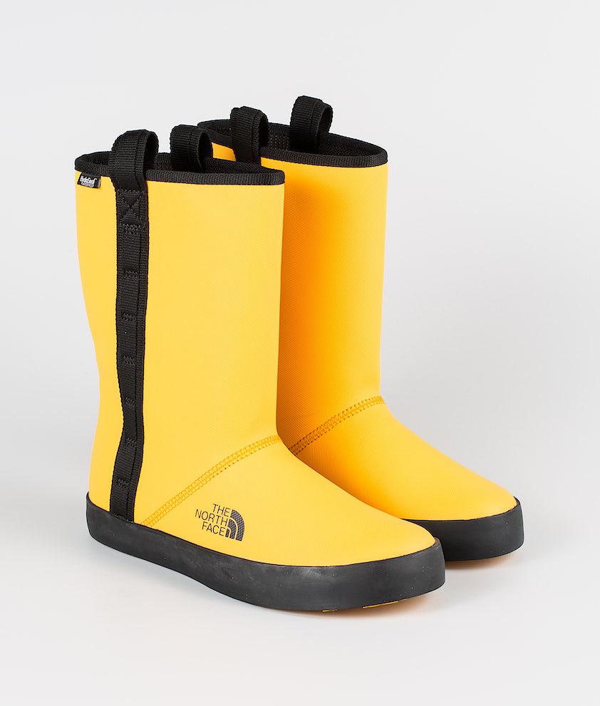 The North Face Bscmp Rain Bt Shrt Outdoor Skor Tnf Yellow/Tnf Black