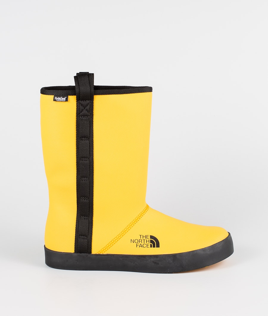 The North Face W Bscmp Rain Bt Shrt Scarpe Donna Tnf Yellow/Tnf Black