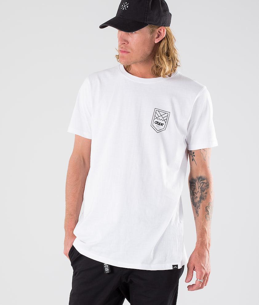 Dope Shield T-shirt White