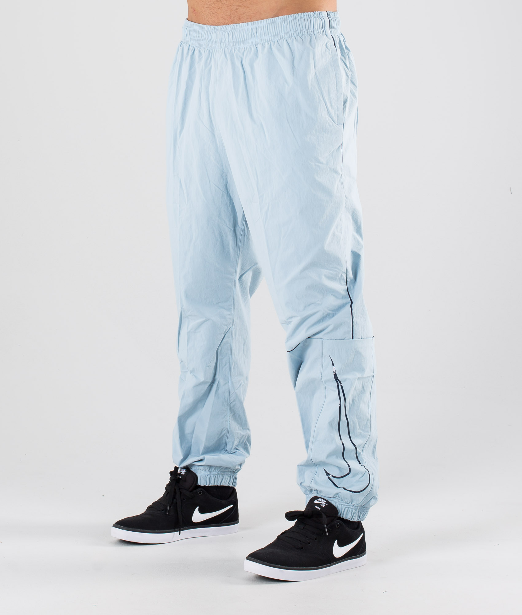 Nike Swoosh Armory Lt SB Pant Track BlueObsidianObsidian Hosen W9EDHI2
