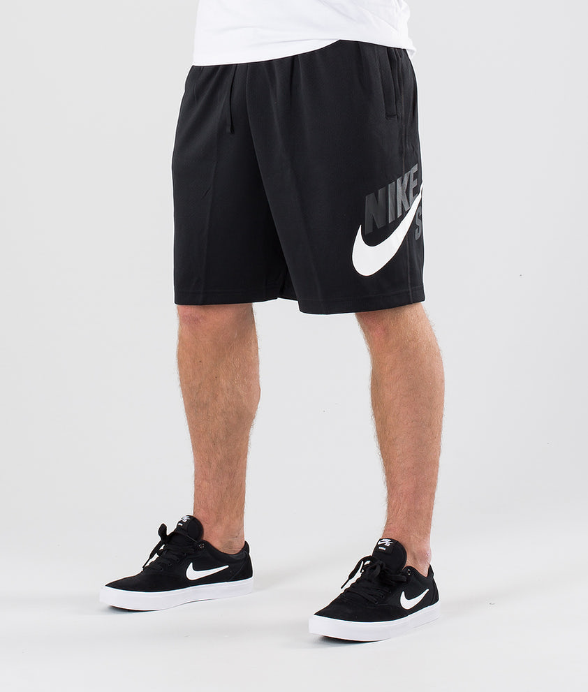 Nike SB Dry Hbr Sunday Short Shorts Black/White