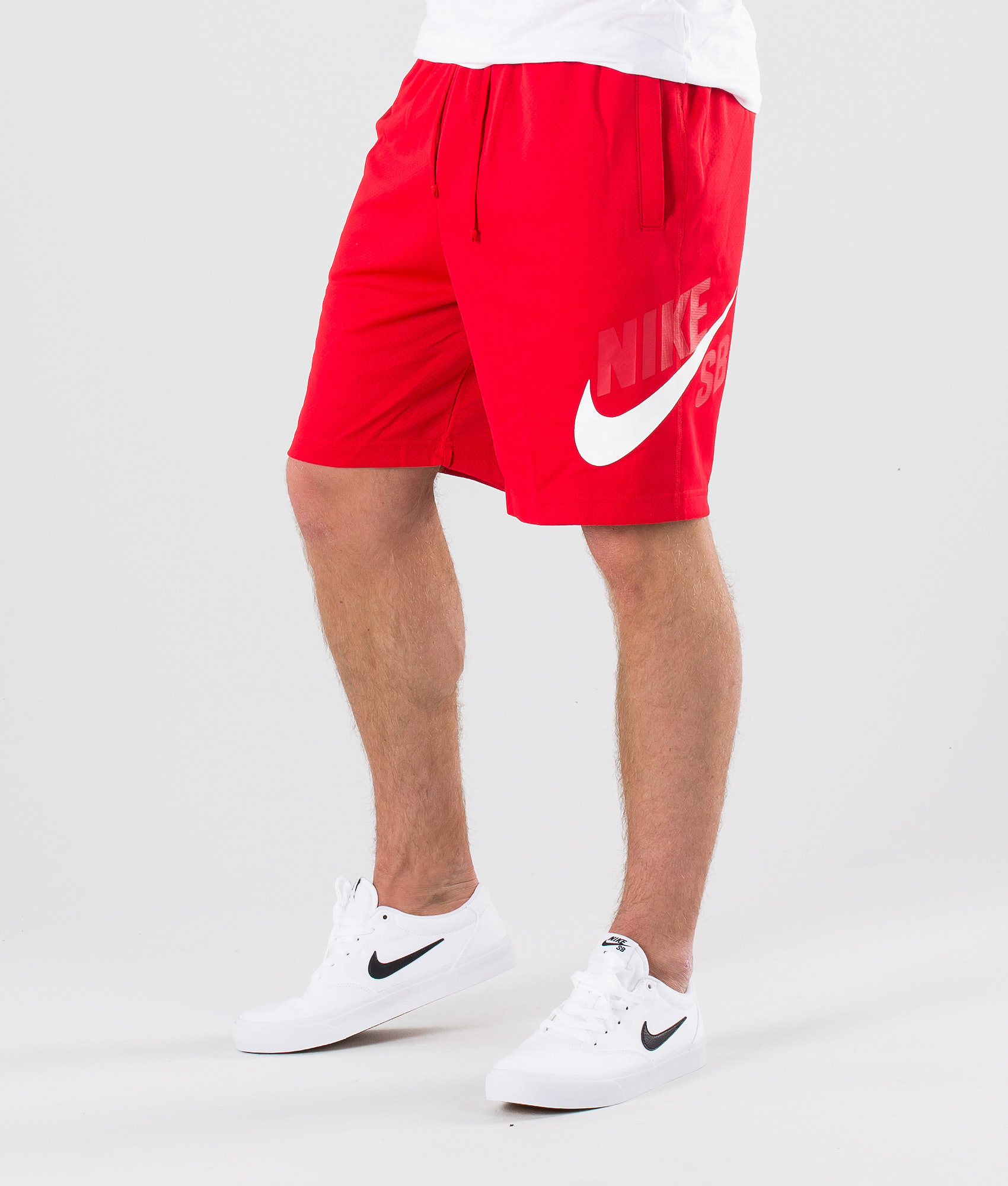 0f3e86f6b0 Nike SB Dry Hbr Sunday Short Shorts University Red/White - Ridestore.com
