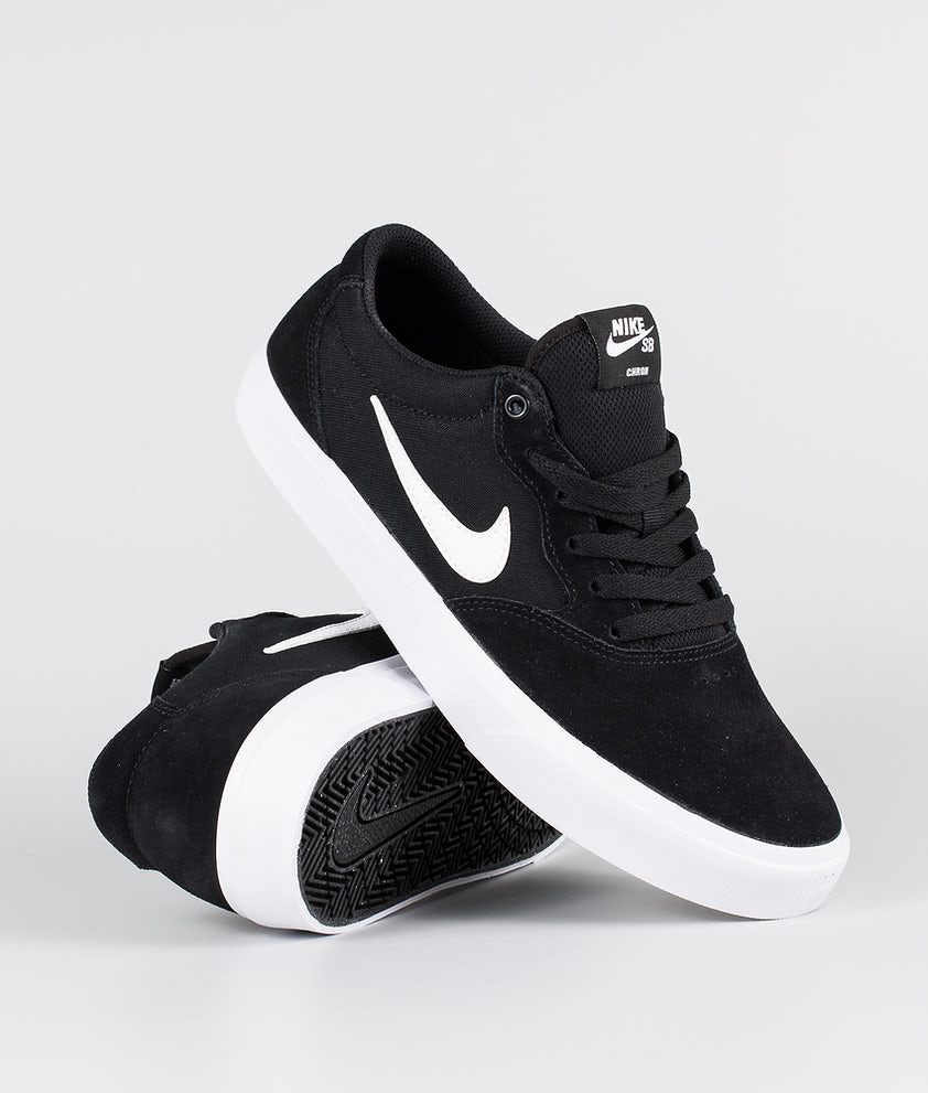 Nike SB Chron SLR Skor Black/White