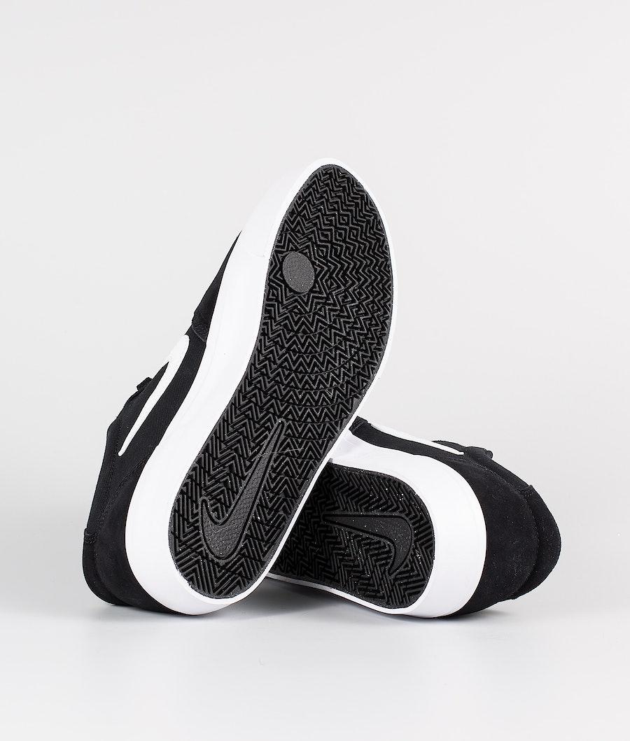Nike SB Chron SLR Chaussures Black/White