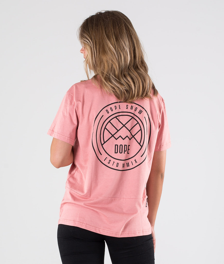 Dope Grand Lines T-shirt Softpink